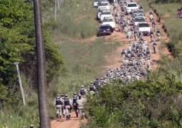 Paraguay: Violento desalojo de 300 familias campesinas de tierras