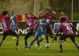 Independiente del Valle doblegó 3-1 a Emelec en Sangolquí