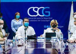Municipio de Guayaquil: Contrataciones limpias durante la pandemia.