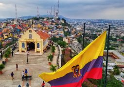 Julio culmina con entrega de obras para Guayaquil en su aniversario