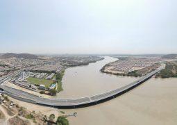Puente Guayaquil-Daule iniciará circulación el próximo 19 de octubre