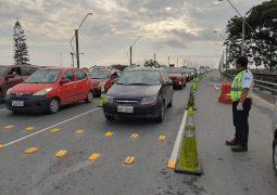 ATM se pronunció sobre restricción vehicular en la ciudad de Guayaquil