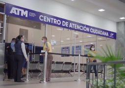 ATM reabrió centro de atención ciudadana