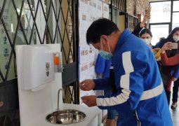 Municipio de Quito instalará lavamanos portátiles en espacios públicos