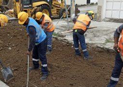 Municipio de Guayaquil permanece con el mantenimiento vial