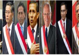 Presidentes del Perú: Tragedia en el poder