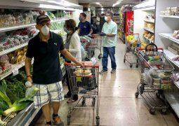 Por estado de excepción y toque de queda, cadena de supermercados se ven obligados a adecuar sus horarios