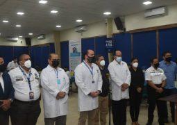 Leve disminución de casos por Covid-19 en Guayaquil