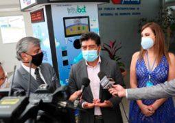 El trabajo en la pandemia y entrega de obras no se ha detenido en Quito: Jorge Yunda